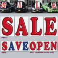 Car Hood Sign Sets From US Auto Supplies