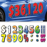 Magnetic Big Deal Digits | US Auto Supplies