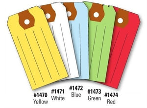 Blank Key Tags - US Auto Supplies