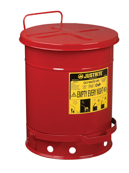 Oily Rag Containers | US Auto Supplies
