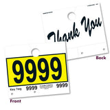 Service Department Hang Tags | US Auto Supplies