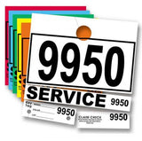 Auto Service Hang Tags - US Auto Supplies