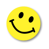 Large Smiley Face Decals | US Auto Supplies