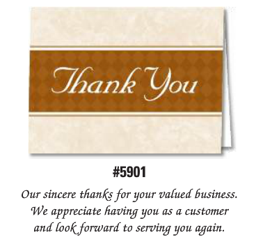 Car Dealership Thank You Cards Us Auto Supplies Us Auto Supplies