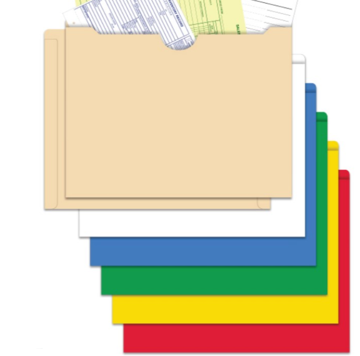 Car Document Folders-Blank from US Auto Supplies