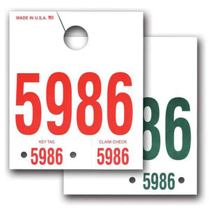 White Hang Tags | US Auto Supplies