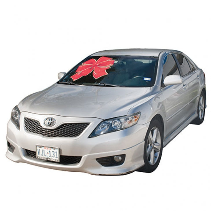 Red Bow Windshield Decal | US Auto Supplies