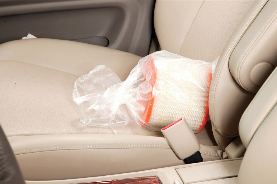 Auto Parts Plastic Bags - Small