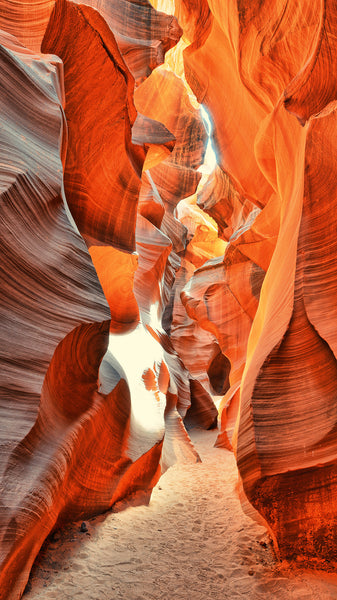 SLOT CANYONS IN ANTELOPE CANYON, AZ #14