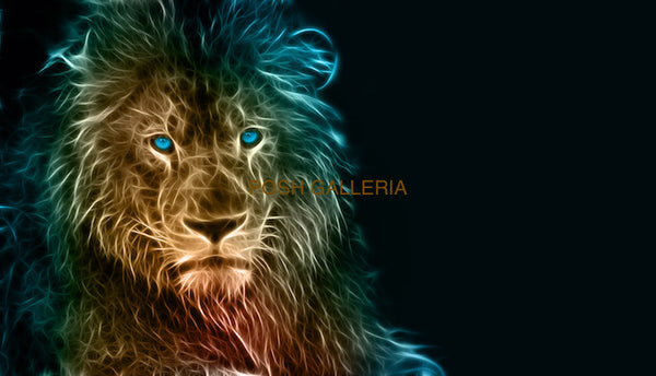 LION MODERNISTIC TOUCH