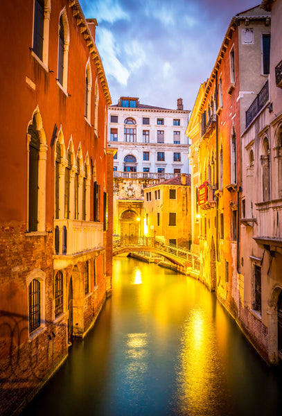 VENICE GOLDEN LIGHTS