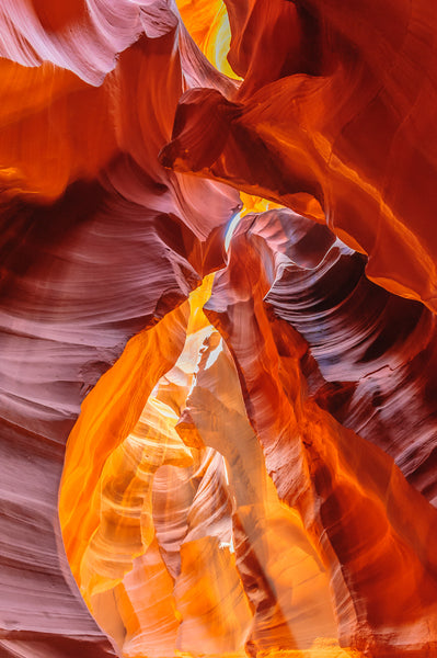 SLOT CANYONS IN ANTELOPE CANYON, AZ #15