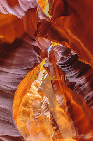 Slot Canyons in Antelope Canyon, AZ #9