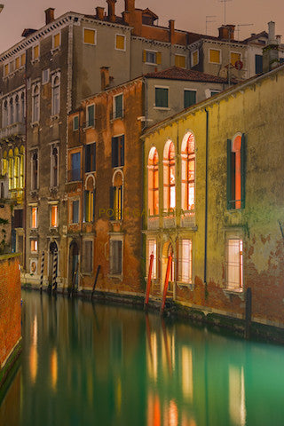 VENICE EVENING CANAL