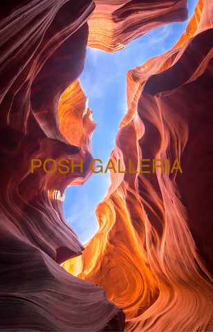 Slot Canyons in Antelope Canyon, AZ #1