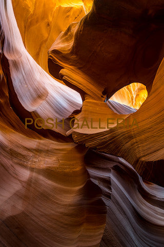 Slot Canyons in Antelope Canyon, AZ #7