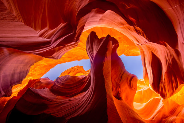 SLOT CANYONS IN ANTELOPE CANYON, AZ #18