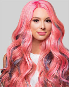 How to Custom Color your Hair Extensions