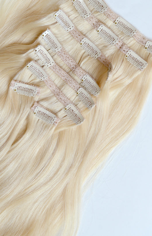 Clip-In Hair Extensions-20 inches