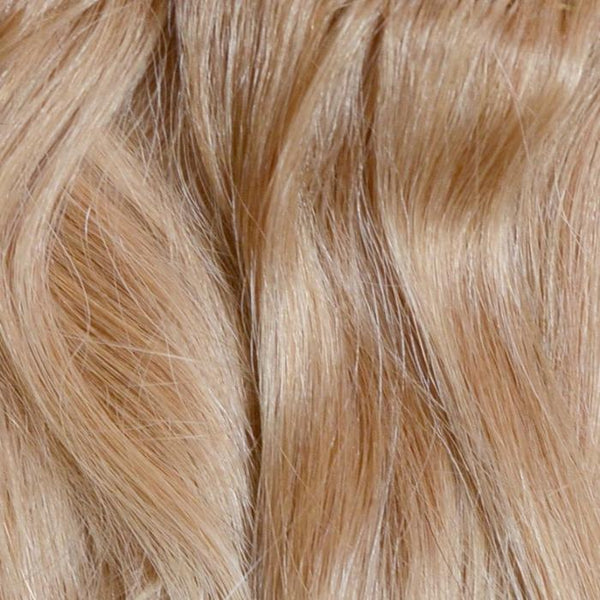 ProLuxe Remy Collection: Tape-In Extensions Color Dirty Blonde #16 22 inches in length