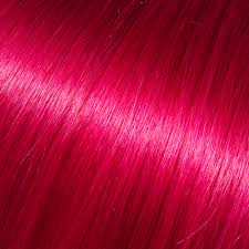 Pink Remy Tape-In Hair Extension