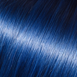 Blue Remy Tape-In Hair Extension