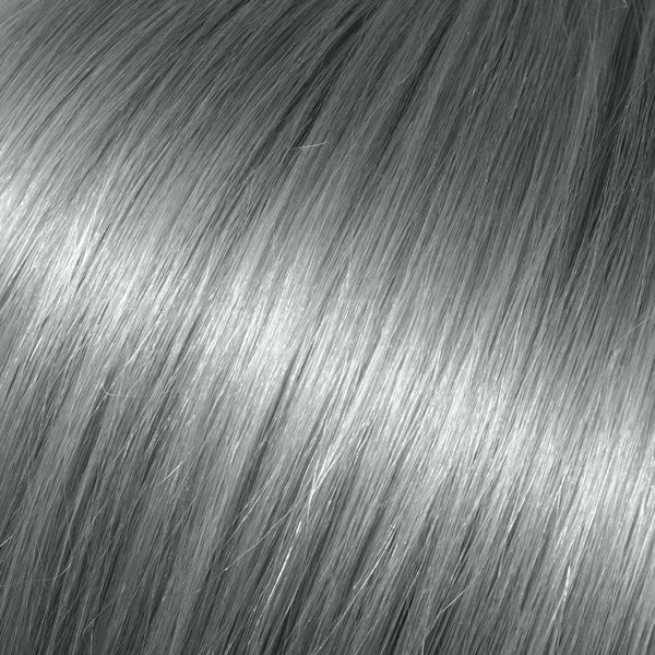 Grey/Platinum/Silver Remy Tape-In Hair Extension