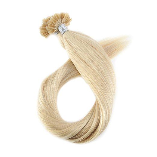 Single Drawn Remy U-Tip Hair Extensions