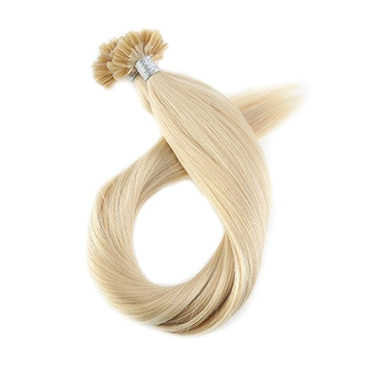 Remy U-Tip Hair Extensions-18 inches in Length in Classic, Balayage, Ombre, and Highlighted Colors