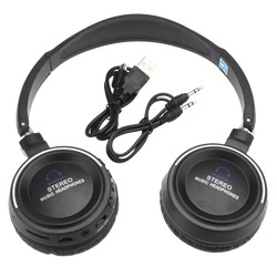 Stereo Headphones + Bluetooth V3.0