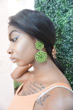Rosey Posey Earrings
