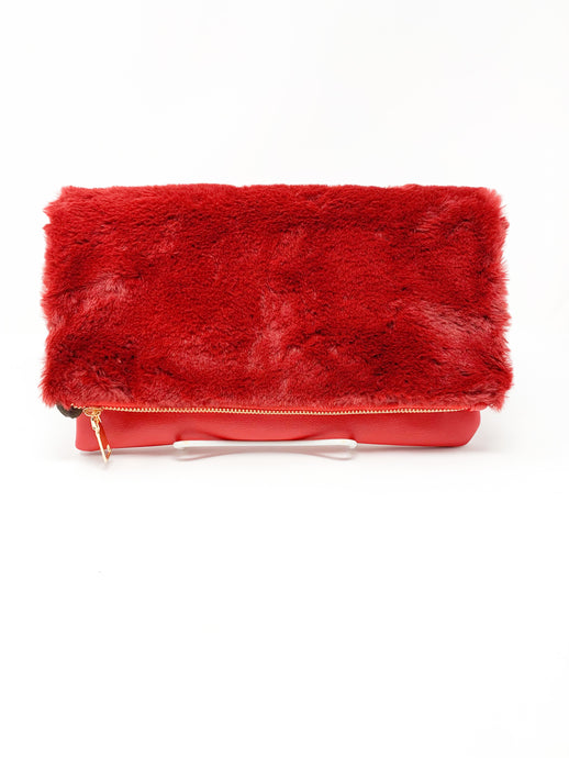 Seeing Red Clutch