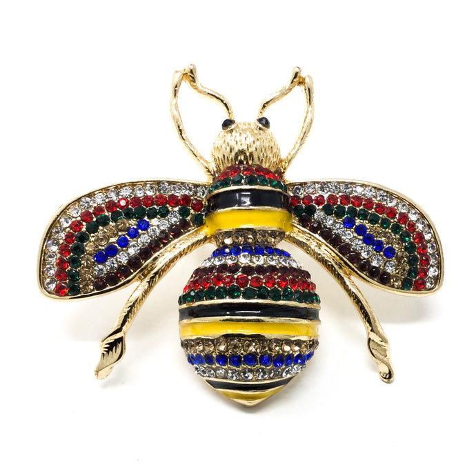 Bee Ring Multicolored