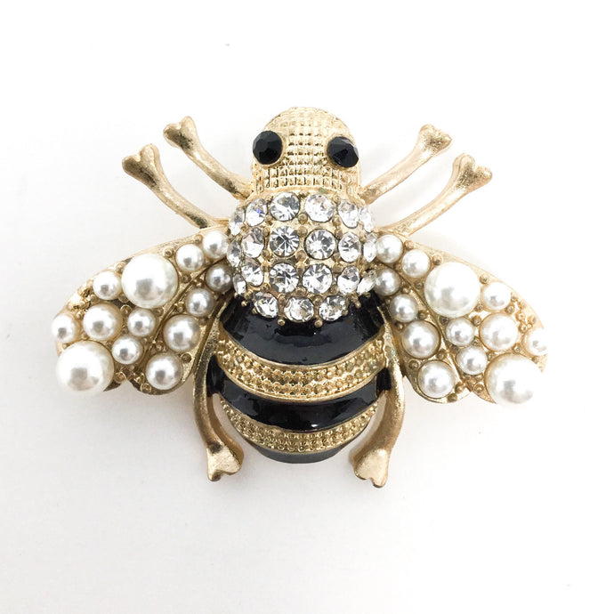 The Buzz Brooch