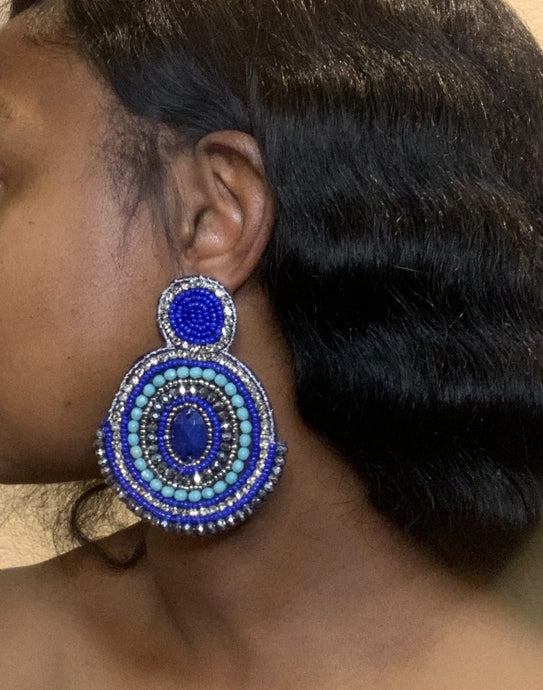 Got the Blues Earrings