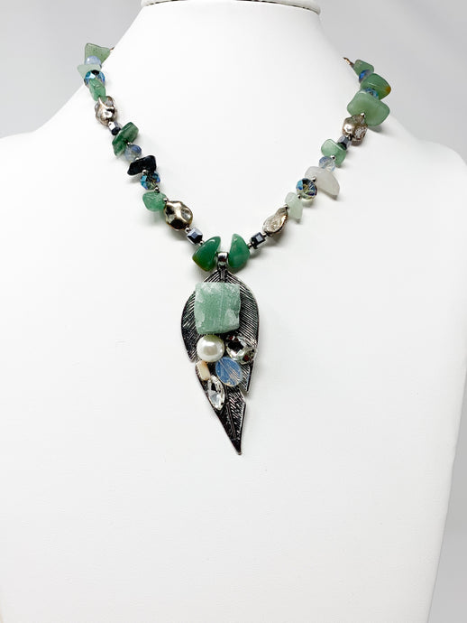 Greenleaf Necklace