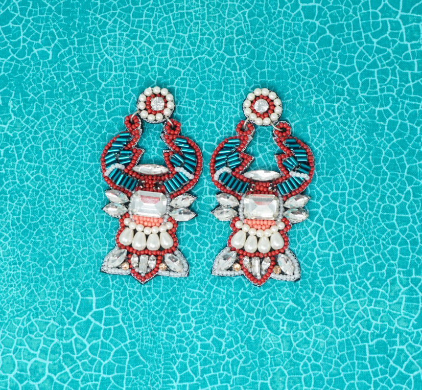 Lobster Tails Earrings