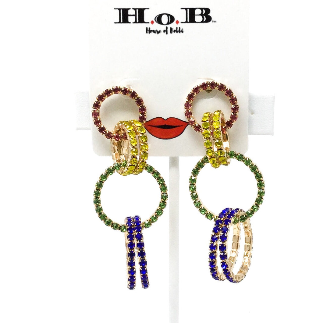 Hoops in Hoops Earrings