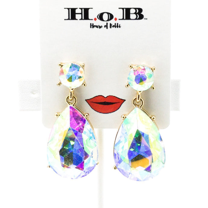 Unicorn Crystal Earrings