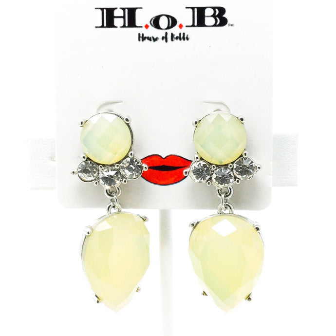 Lemon Lime Earrings