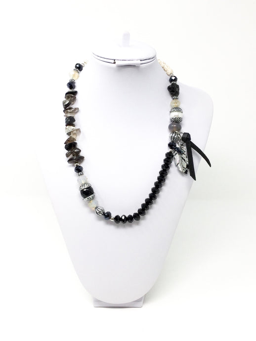 Busy Stones Necklace