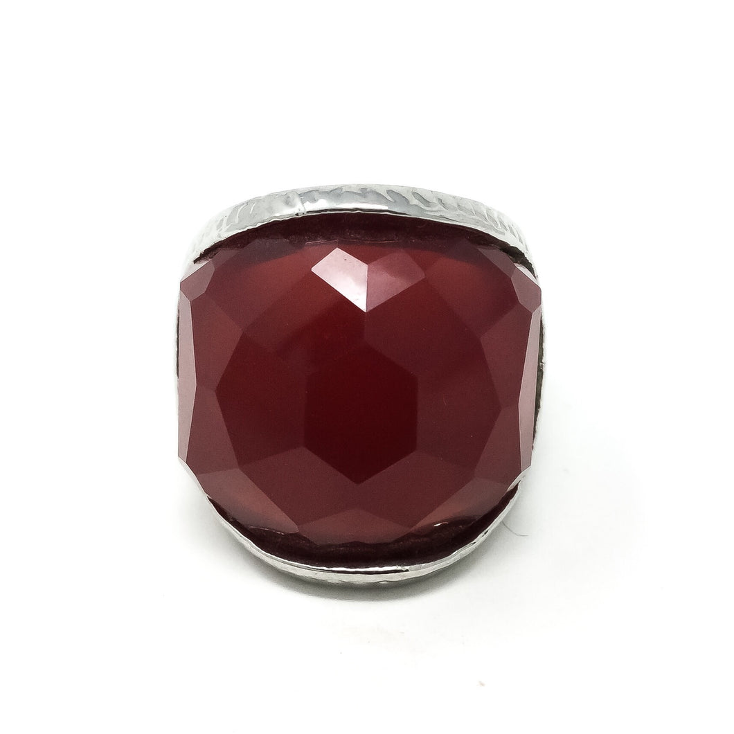Crimson Gem Ring