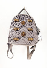 Velvet & Gold Bees Backpack