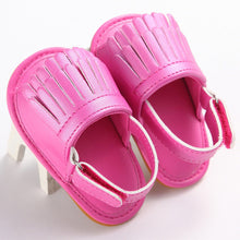 Apache Open Toe Baby Moccasins - 15 Colors Available