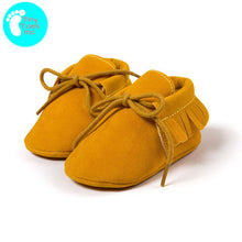 Sioux Closed Toe Baby Moccasins - 11 Colors Available