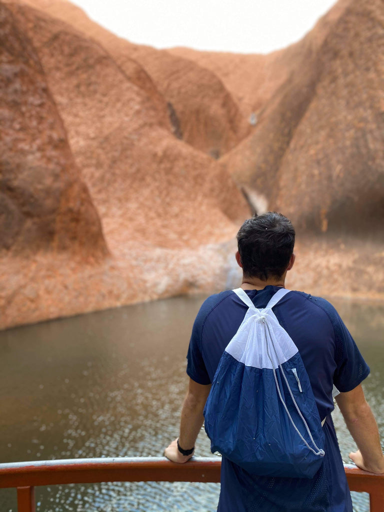 flip & tumble in Uluru - the perfect travel accessories!