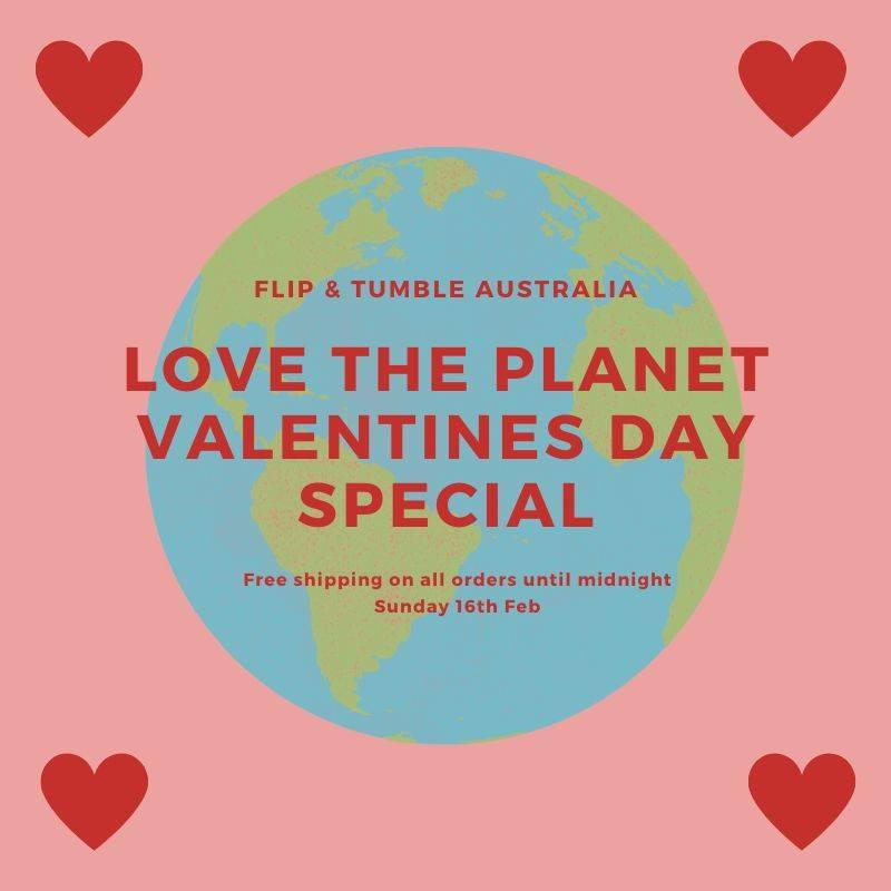Love the planet Valentines Day Special