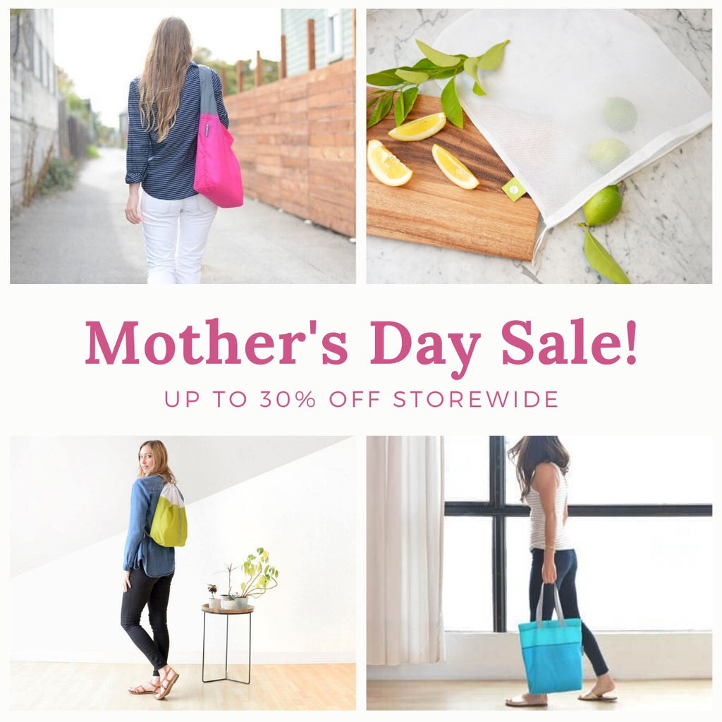 Mother's Day Sale update for flip & tumble customers.