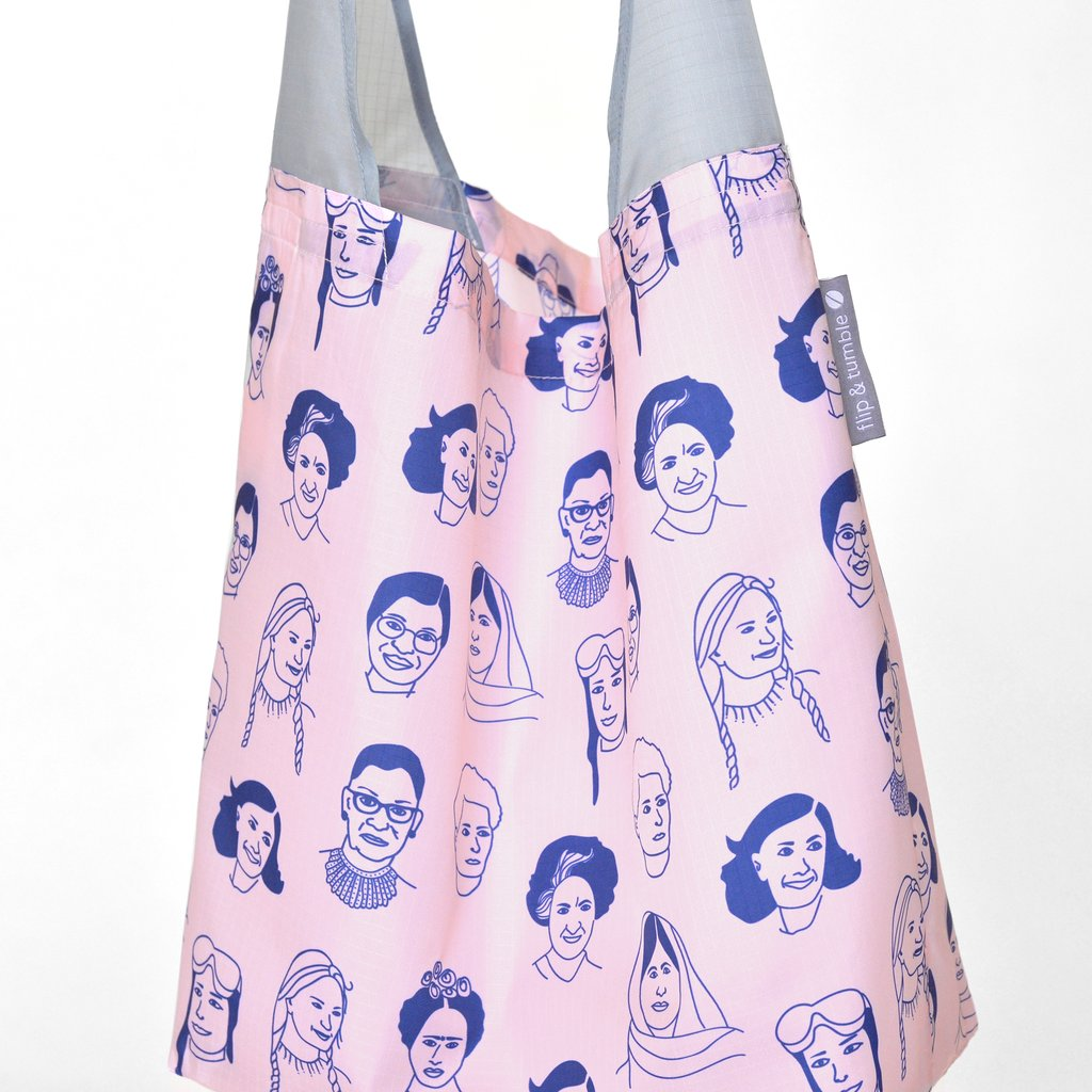 Celebrate International Women's Day with our Trailblazer's Reusable Bag!