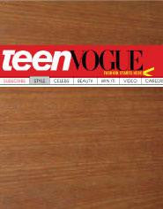 Teen Vogue Press